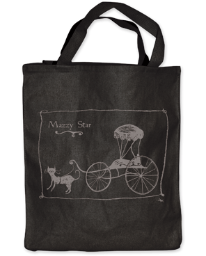 Kitty Carriage Tote Bag